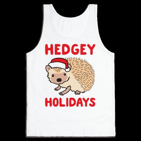 Hedgey Holidays Tank Top
