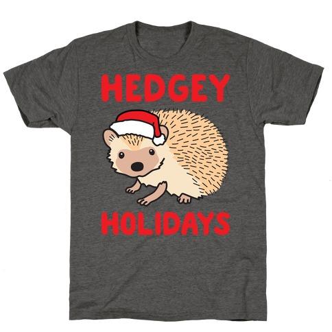 Hedgey Holidays T-Shirt