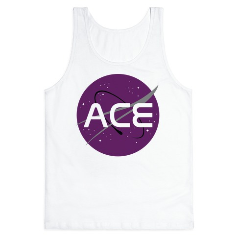 Ace Nasa Tank Top