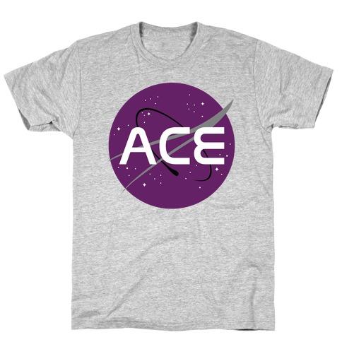 Ace Nasa T-Shirt