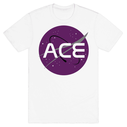 Ace Nasa Mens T-Shirt