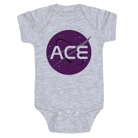 Ace Nasa Baby Onesy