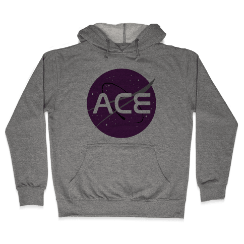 Ace Nasa Hooded Sweatshirt