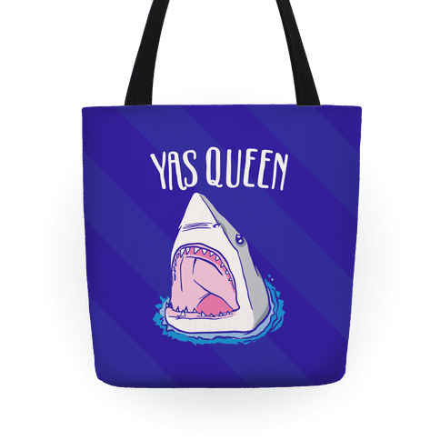 Yas Queen Shark Tote