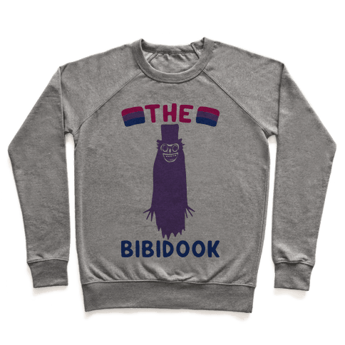 The Bibidook Parody Pullover
