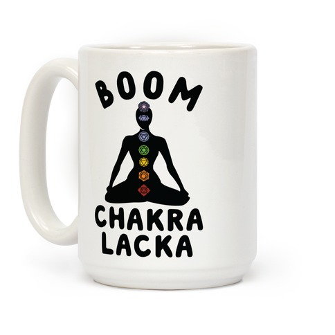 Boom Chakra Lacka Coffee Mug