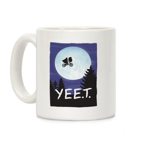 YEET E.T. Parody Coffee Mug