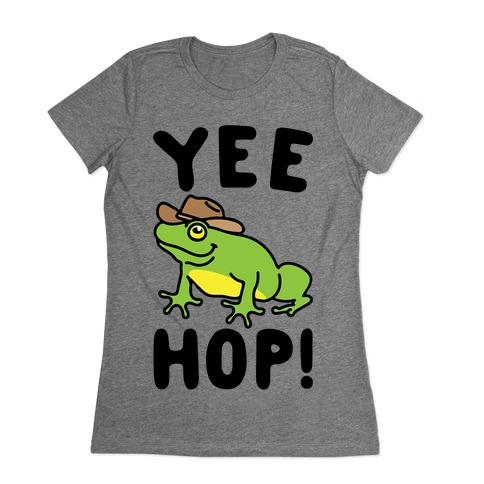 Yee Hop Womens T-Shirt