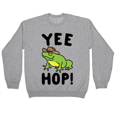 Yee Hop Pullover