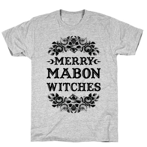 Merry Mabon Witches T-Shirt