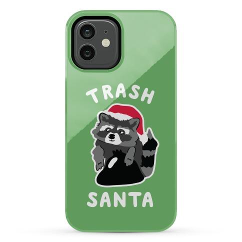Trash Santa Phone Case
