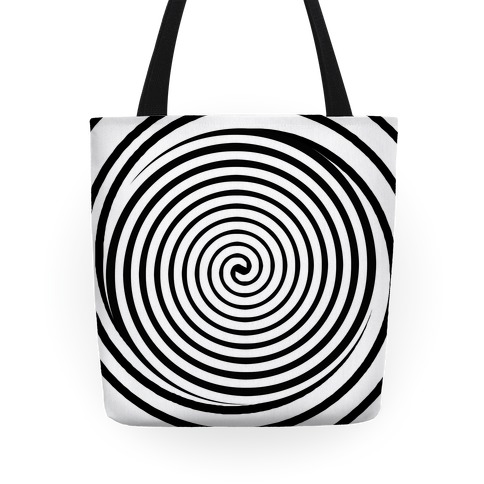 Hypnosis Swirl Tote