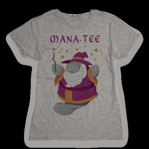 Mana-tee Womens T-Shirt