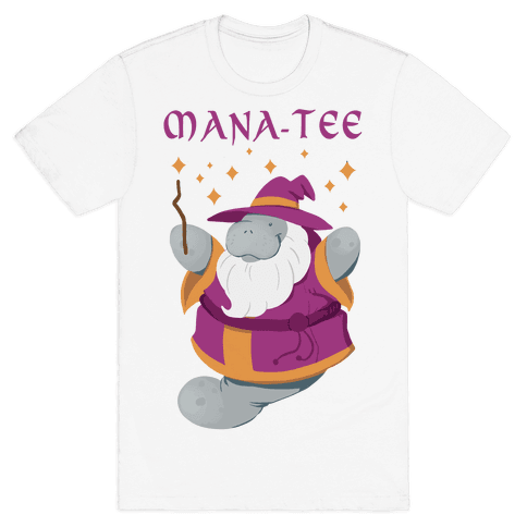 Mana-tee Mens T-Shirt
