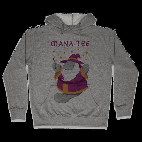 Mana-tee Hooded Sweatshirt