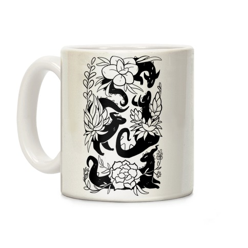 Succulent Dragons Coffee Mug
