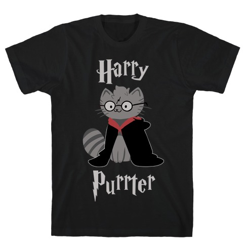 Harry Purrter T-Shirt