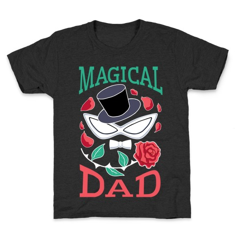 Magical Dad Kids T-Shirt