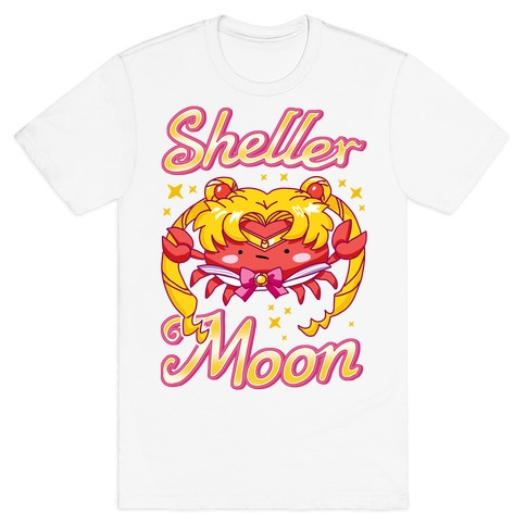 Sheller Moon T-Shirt