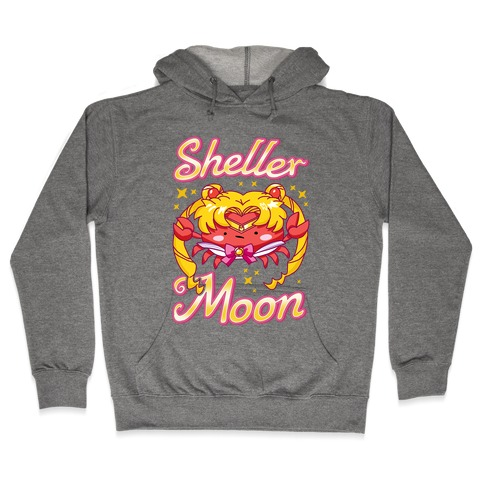 Sheller Moon Hooded Sweatshirt