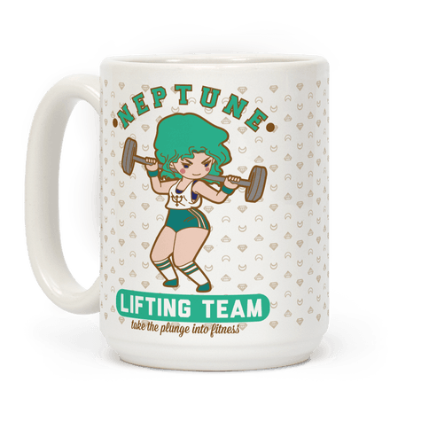 Neptune Lifting Team Parody