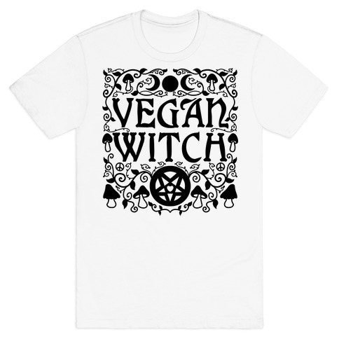 Vegan Witch T-Shirt