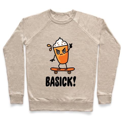 BaSICK! Pullover
