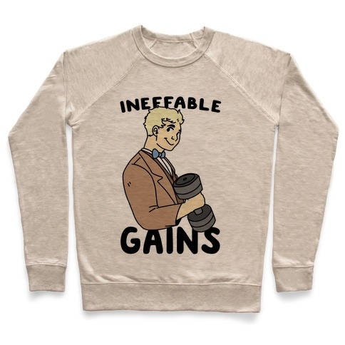 Ineffable Gains - Aziraphale Pullover