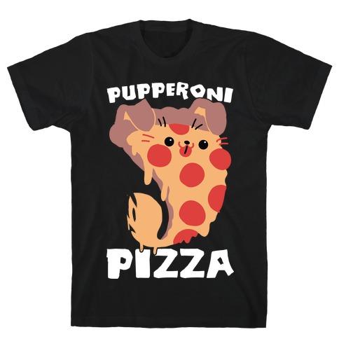 PUPPERoni Pizza T-Shirt