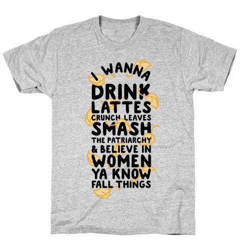 Ya Know Fall Things T-Shirt