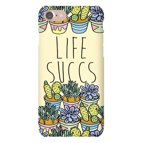 Life Succs Phone Case