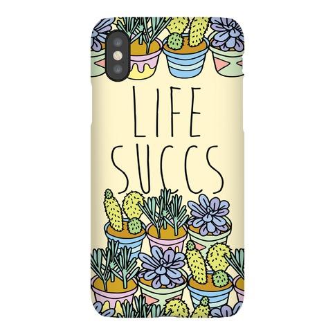 Life Succs Phone Case