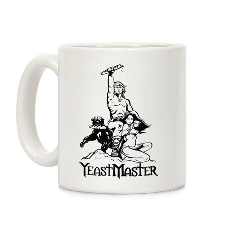 Yeastmaster Coffee Mug