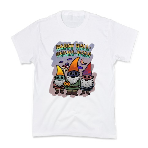 Coloring Book Gnome Kids T-Shirt