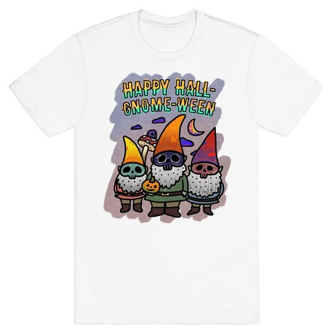 Coloring Book Gnome T-Shirt