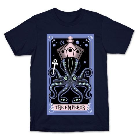 Creepy Cute Tarots: The Emperor T-Shirt