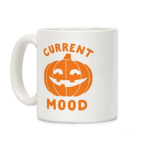 Current Mood: Halloween Coffee Mug