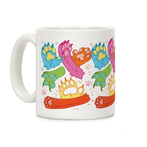 Furry Beans Coffee Mug