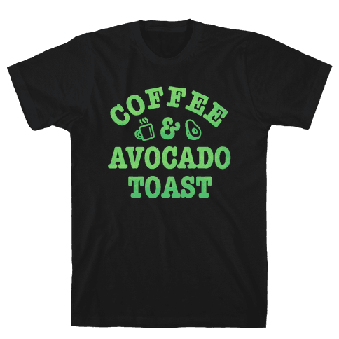 Coffee & Avocado Toast