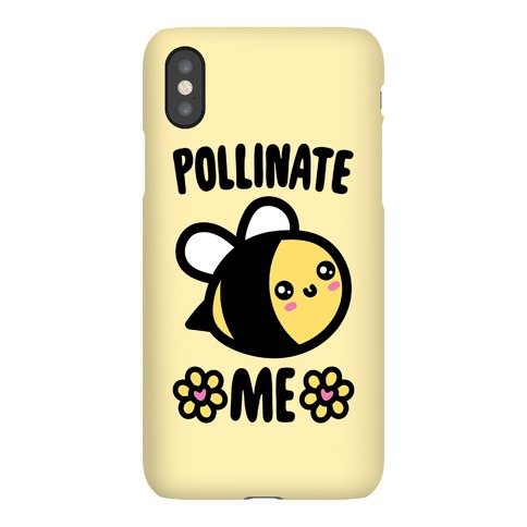 Pollinate Me Phone Case