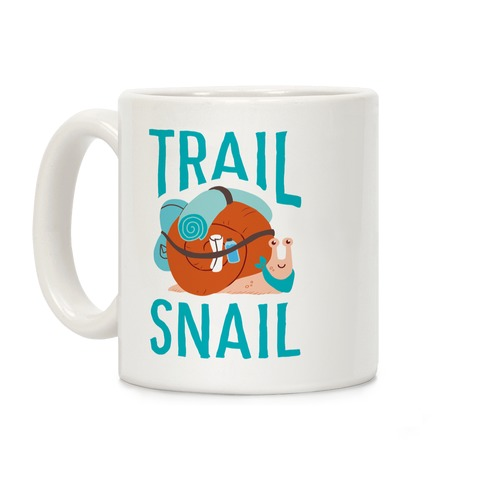 Trail Snail Coffee Mug