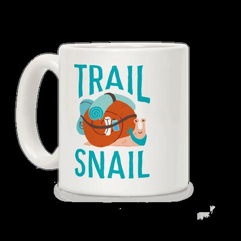 Trail Snail Coffee Mug