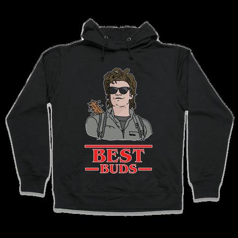 Best Buds Steve Hooded Sweatshirt