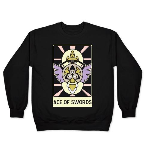 Ace of Swords - Aegislash Pullover