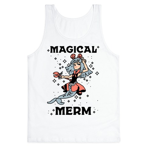 Magical Merm Tank Top
