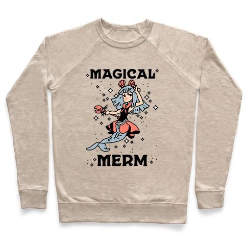 Magical Merm Pullover
