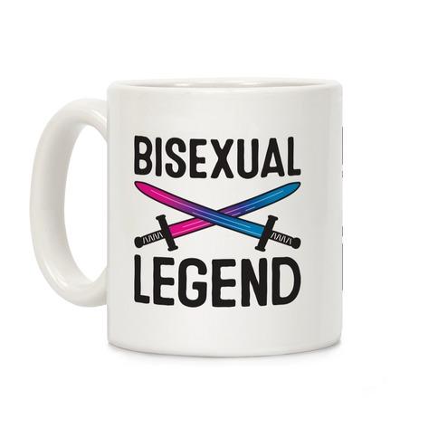 Bisexual Legend Coffee Mug