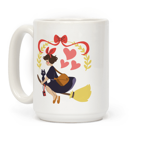 Delivery Witch - Kiki  Coffee Mug