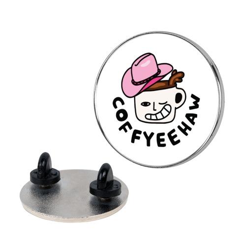 CoffYee Haw Pin