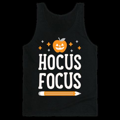 Hocus Focus Tank Top